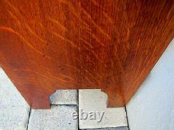 ANTIQUE C. LIMBERT Superb DESK, narrow, Stickley era w5779