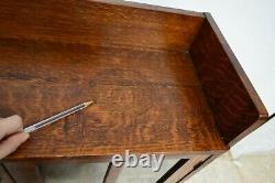 Limbert Antique Quartersawn Oak Mission Style Three Door Bookcase (B)