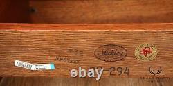 Stickley Mission Collection Oak Gustav Stickley Fireside Stool