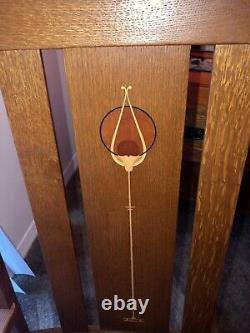 Stickley Rocking Chair. Harvey Ellis Mission Oak Rocker